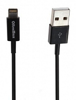 Кабель Oltramax Om-K-00052 Usb - Apple 8-pin 1,0м черный