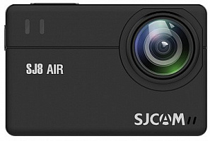 Экшн видеокамера Sjcam Sj8 Air standart pack (black)
