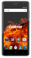 "Смартфон Digma Vox Fire 5""/lte/8gb/and.7.0 серый"