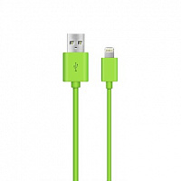 Кабель Nobby Connect Dt-005 Кабель Usb-iphone/ipad (8pin) 1 m зеленый