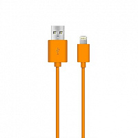 Кабель Nobby Connect Dt-005 Usb-iphone/ipad (8pin) 1 m оранжевый